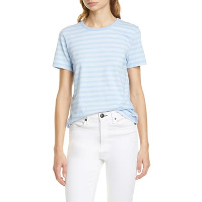 La Ligne Regular Stripe Cotton Tee