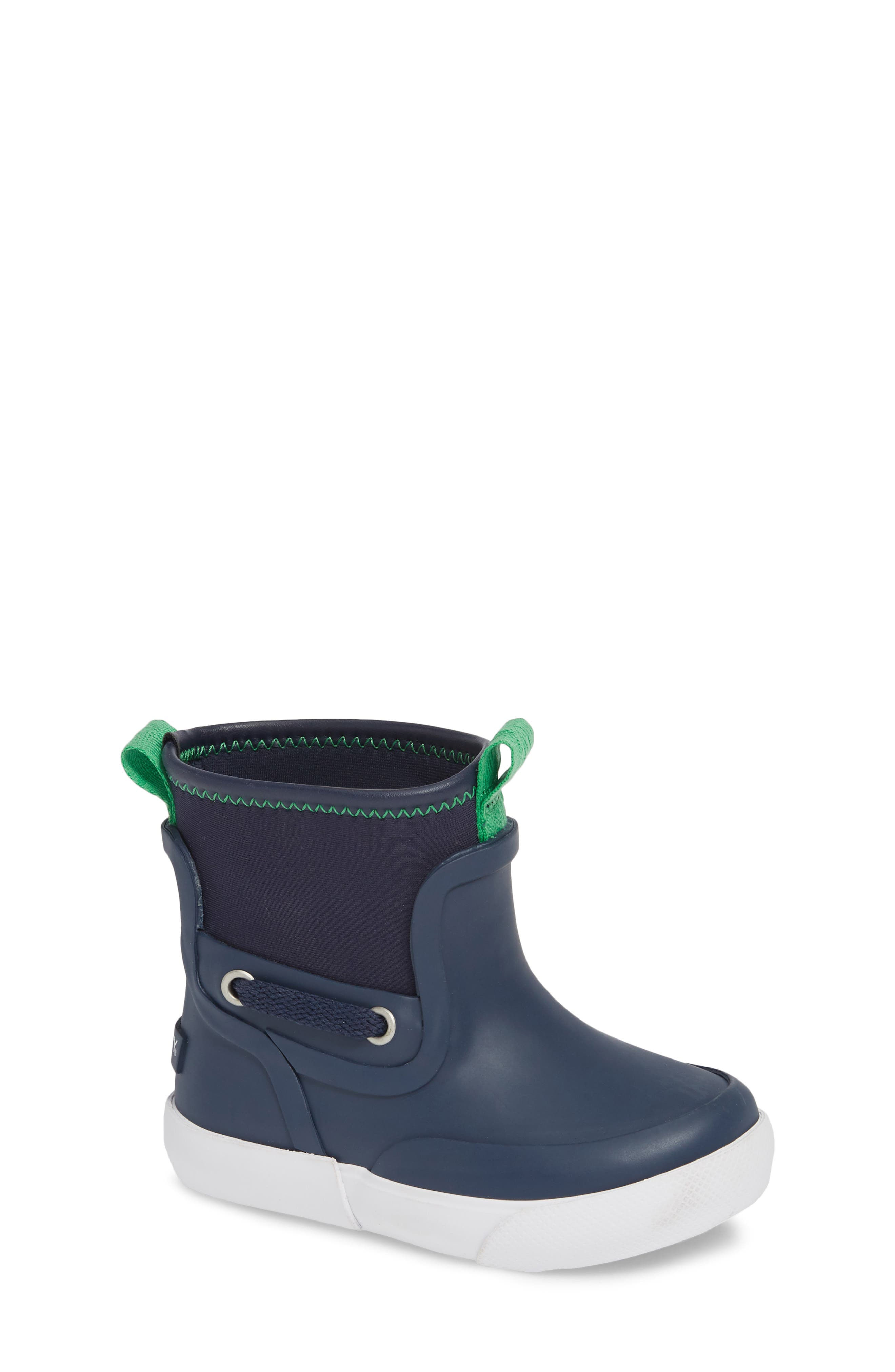 Toddler Sperry Kids Seawall Boot, Blue