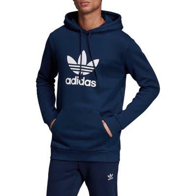 Adidas Originals Trefoil Hoodie, Blue