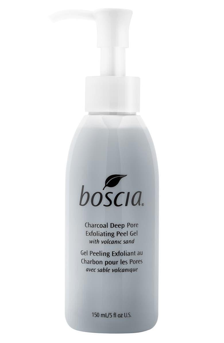 BOSCIA Charcoal Deep-Pore Exfoliating Peel Gel, Main, color, NO COLOR