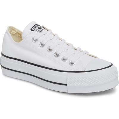Converse Chuck Taylor All Star Platform Sneaker- White