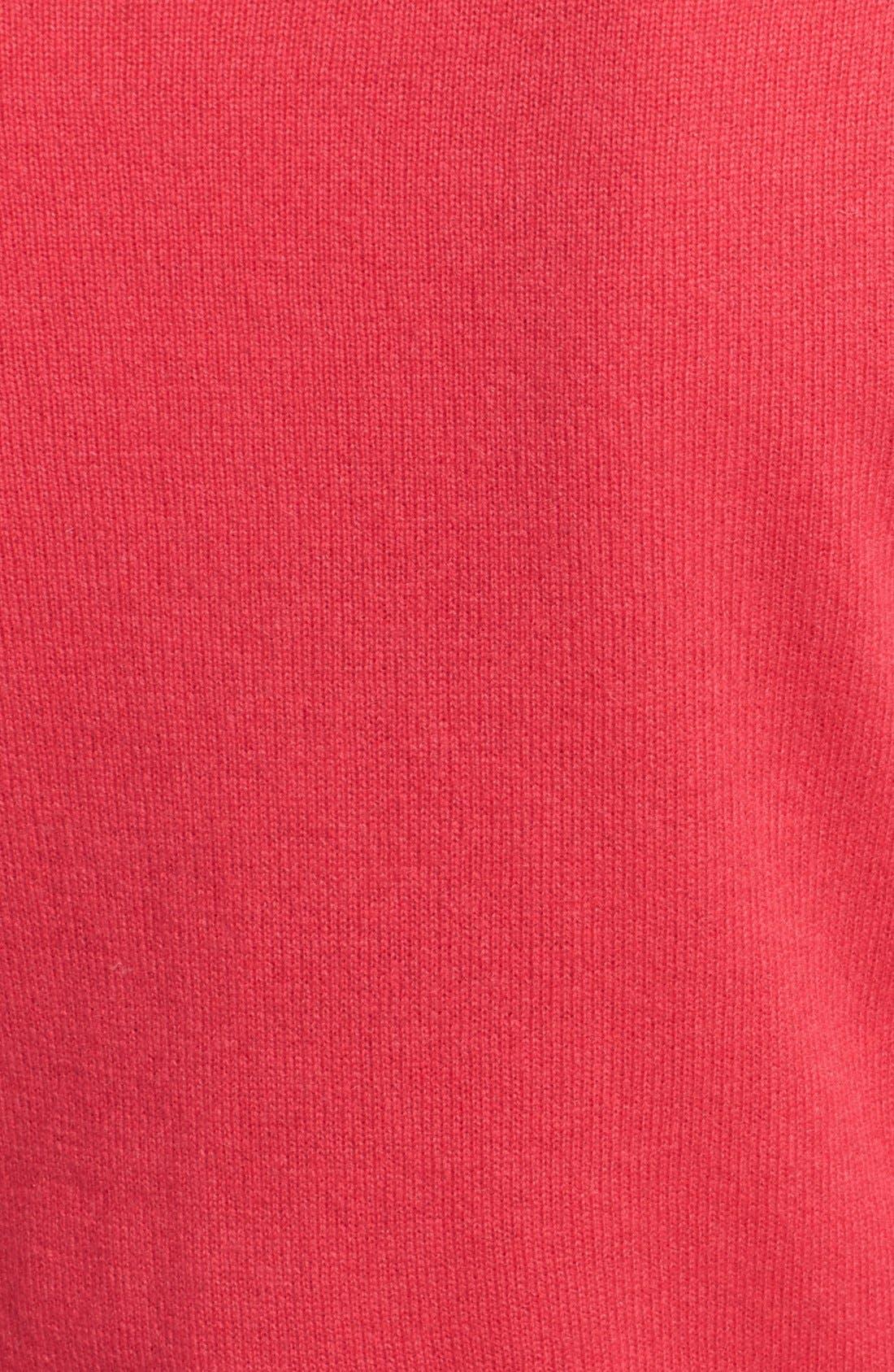 ,                             Cashmere V-Neck Sweater,                             Alternate thumbnail 86, color,                             653