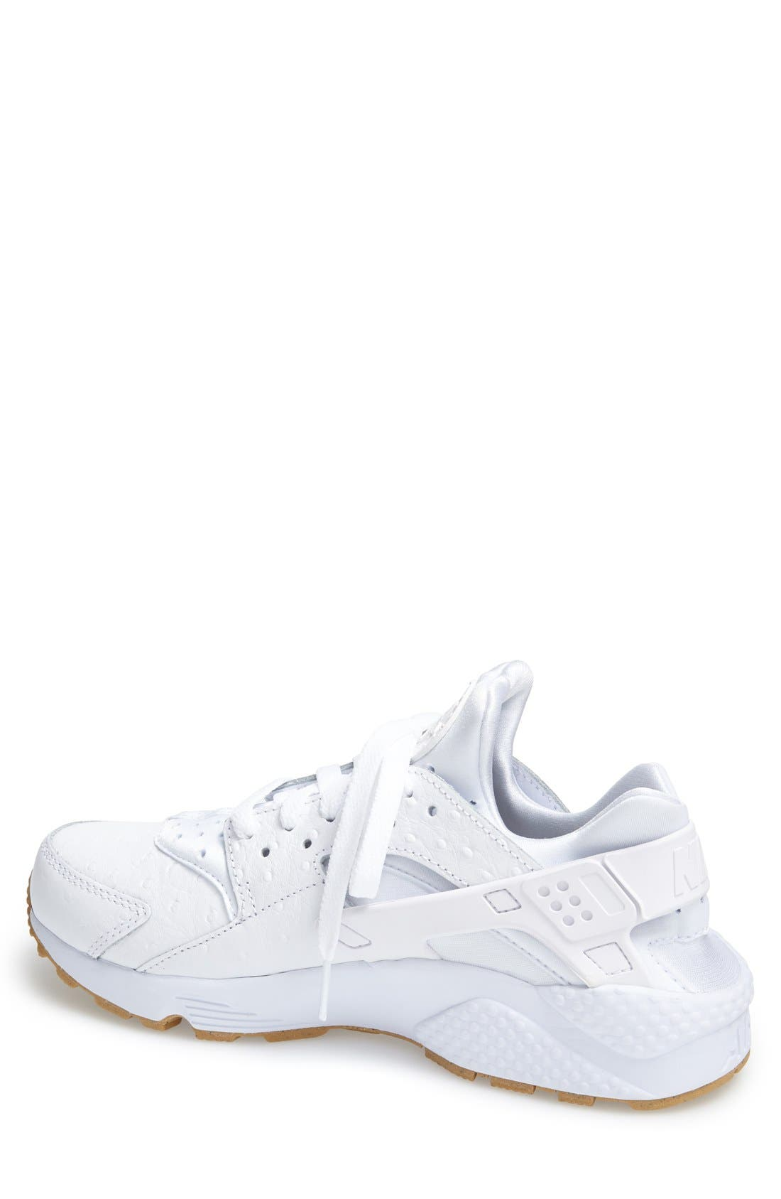 ,                             'Air Huarache Run Premium' Sneaker,                             Alternate thumbnail 3, color,                             111