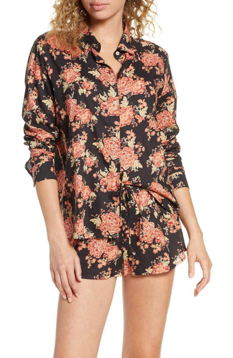 BP. Short Pajamas, Main, color, 001