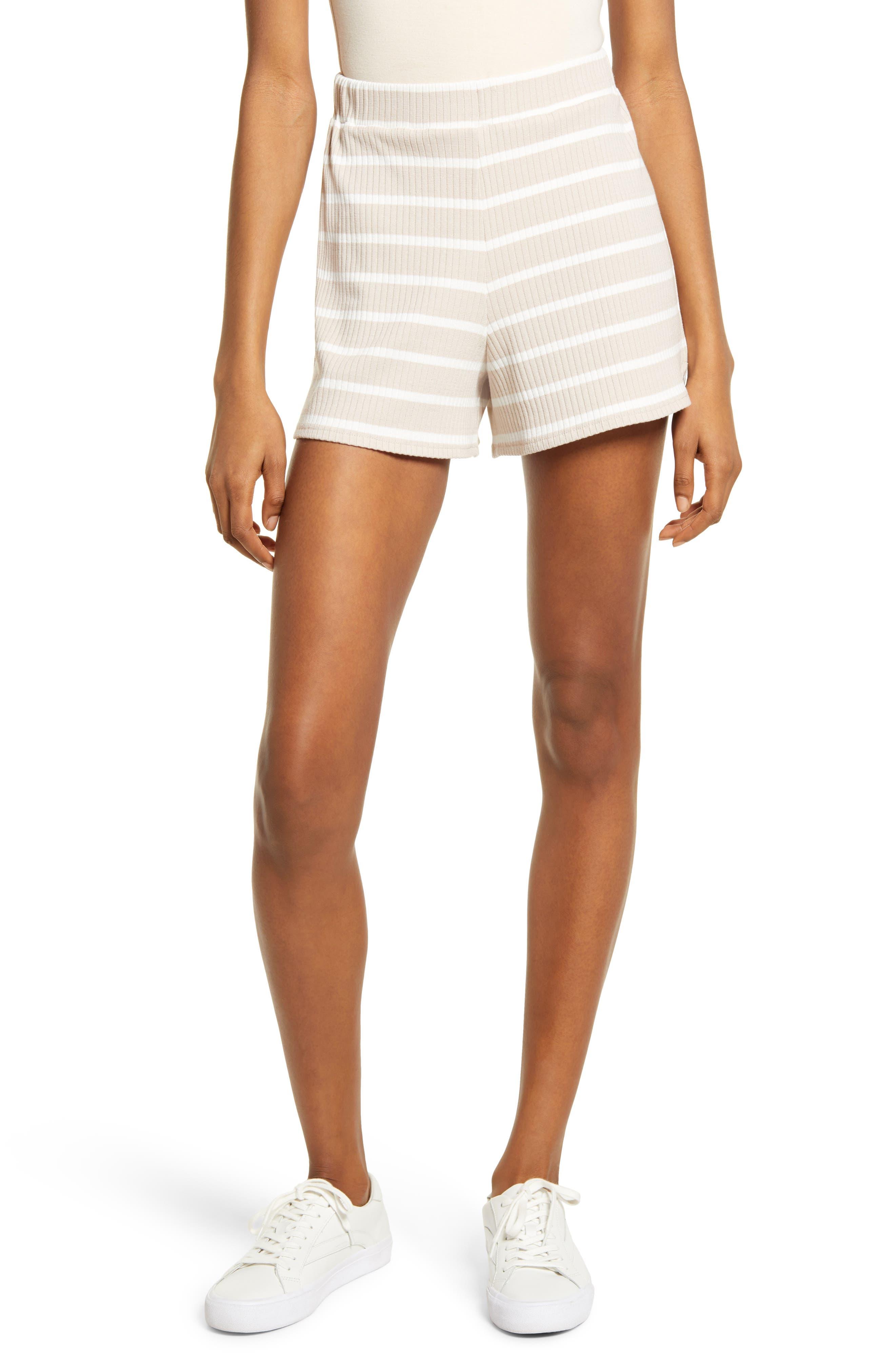 Tommy Rib Stripe Shorts