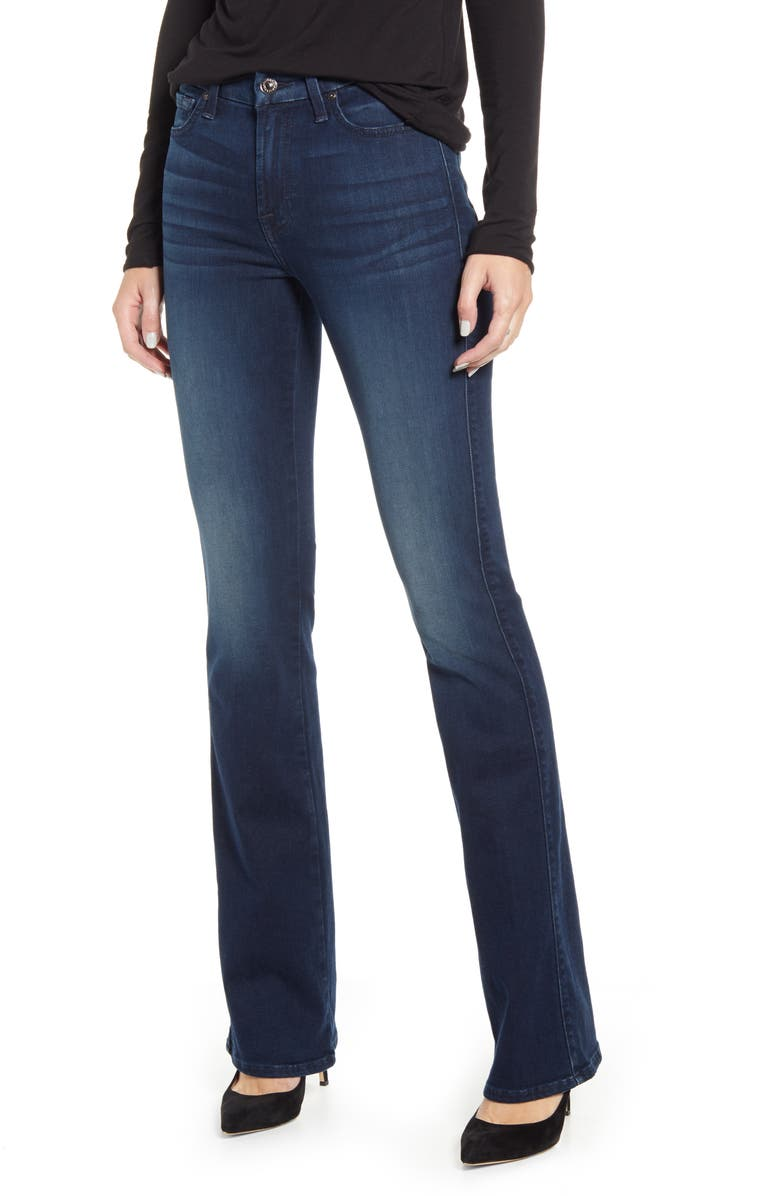 7 FOR ALL MANKIND<SUP>®</SUP> Kimmie Bootcut Jeans, Main, color, DESERT WATCH