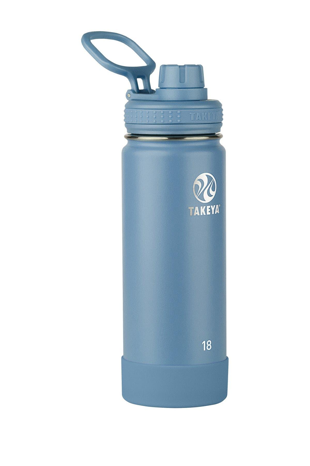 Image of Takeya Actives 18 oz. Spout Bottle - Bluestone
