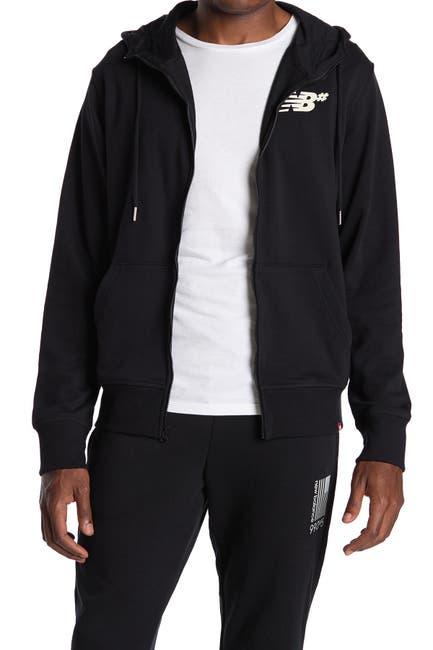 new balance zip hoodie