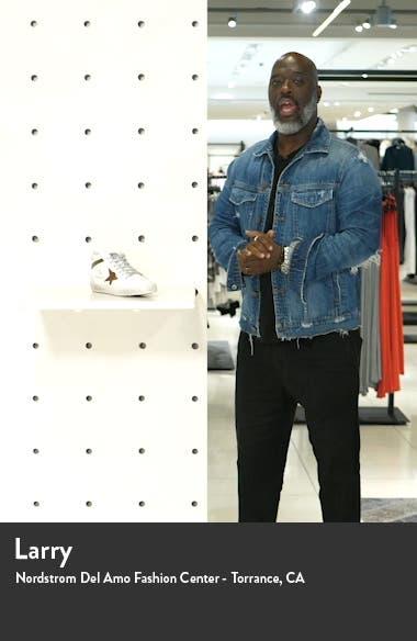 Mid Star Sneaker, sales video thumbnail
