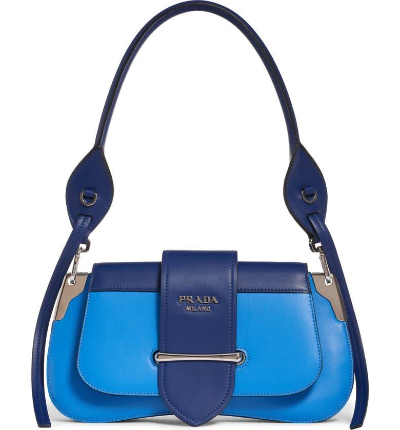 0d151d4474 Sidonie Shoulder Bag, Main, color, MAREA/ INCHIOSTRO