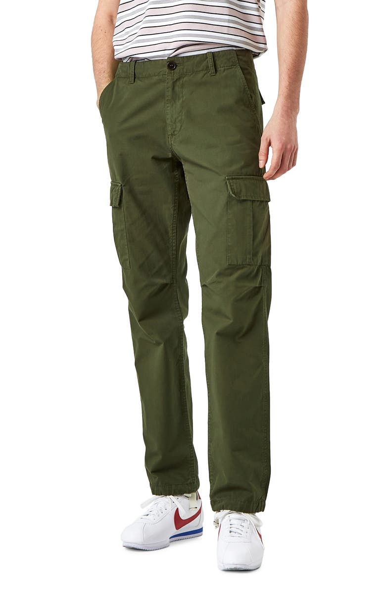 WAX LONDON Ripstop Cargo Pants, Main, color, BEETLE RIPSTOP