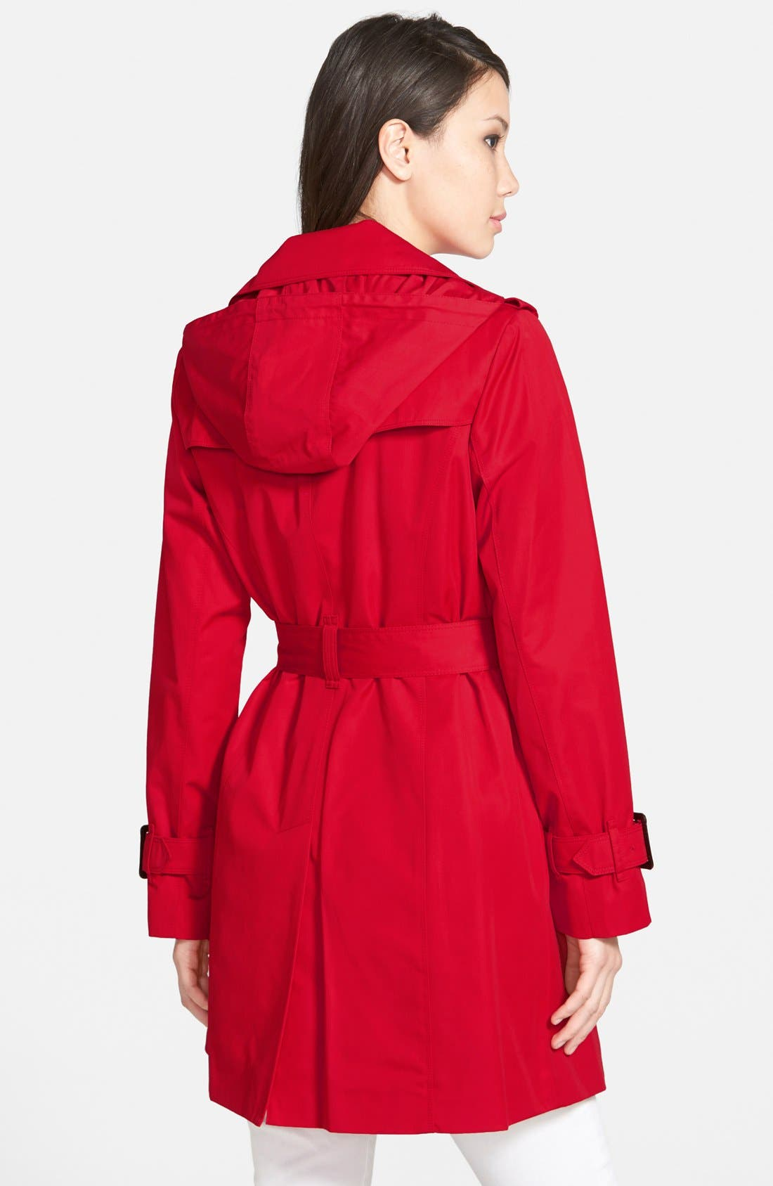 ,                             Heritage Trench Coat with Detachable Liner,                             Alternate thumbnail 21, color,                             600