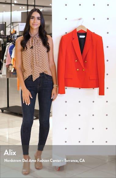 Hendrick Double Breasted Jacket, sales video thumbnail