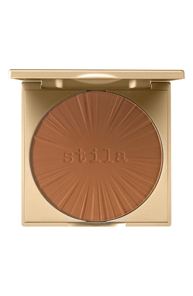 STILA Stay All Day<sup>®</sup> Bronzer for Face & Body, Main, color, DARK