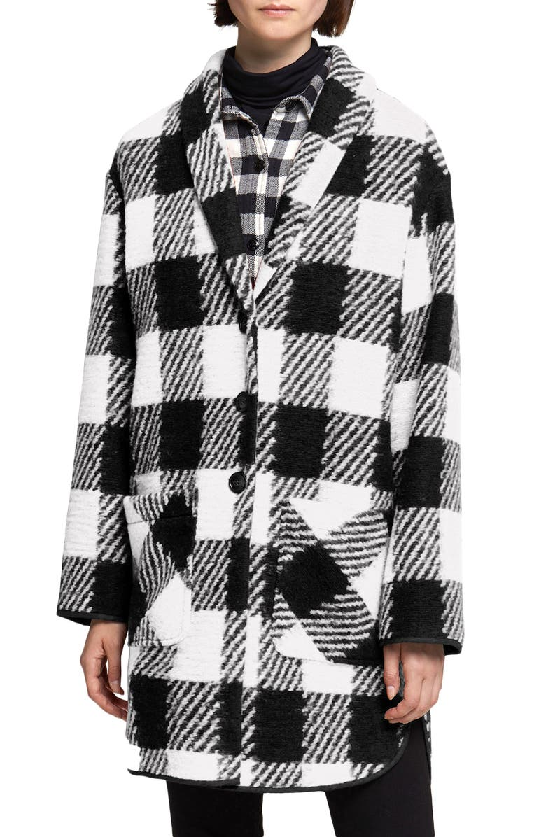 WOOLRICH Gentry Coat, Main, color, CREAM BUFFALO
