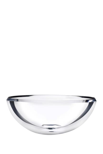 Image of Nude Glass Lily Bowl - Medium