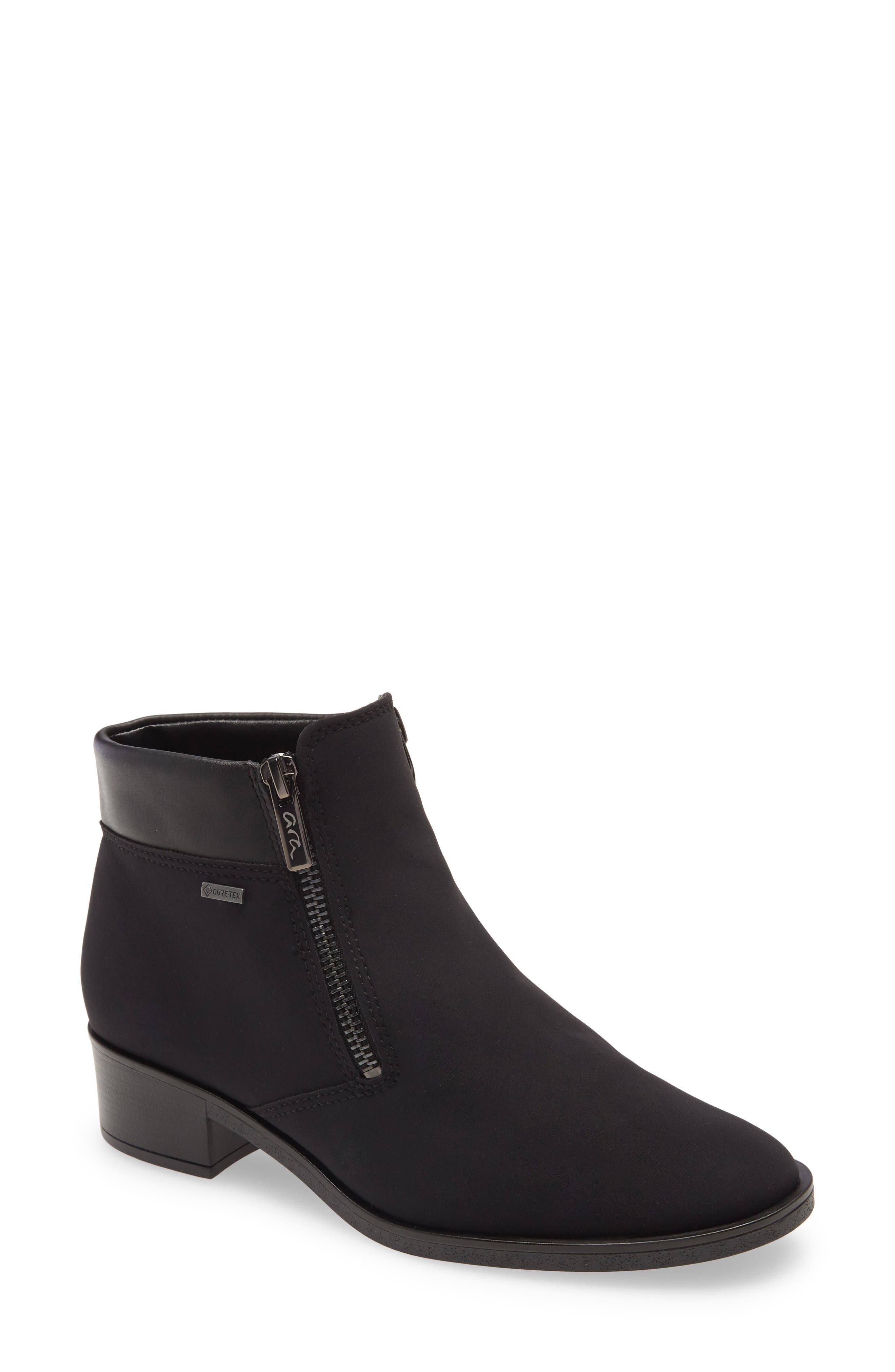 'Patty' Block Heel Boot