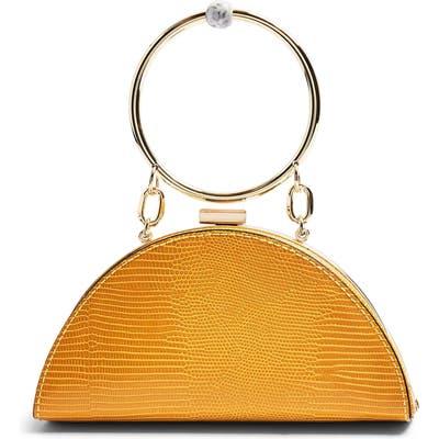 Topshop Gabs Grab Bag - Yellow