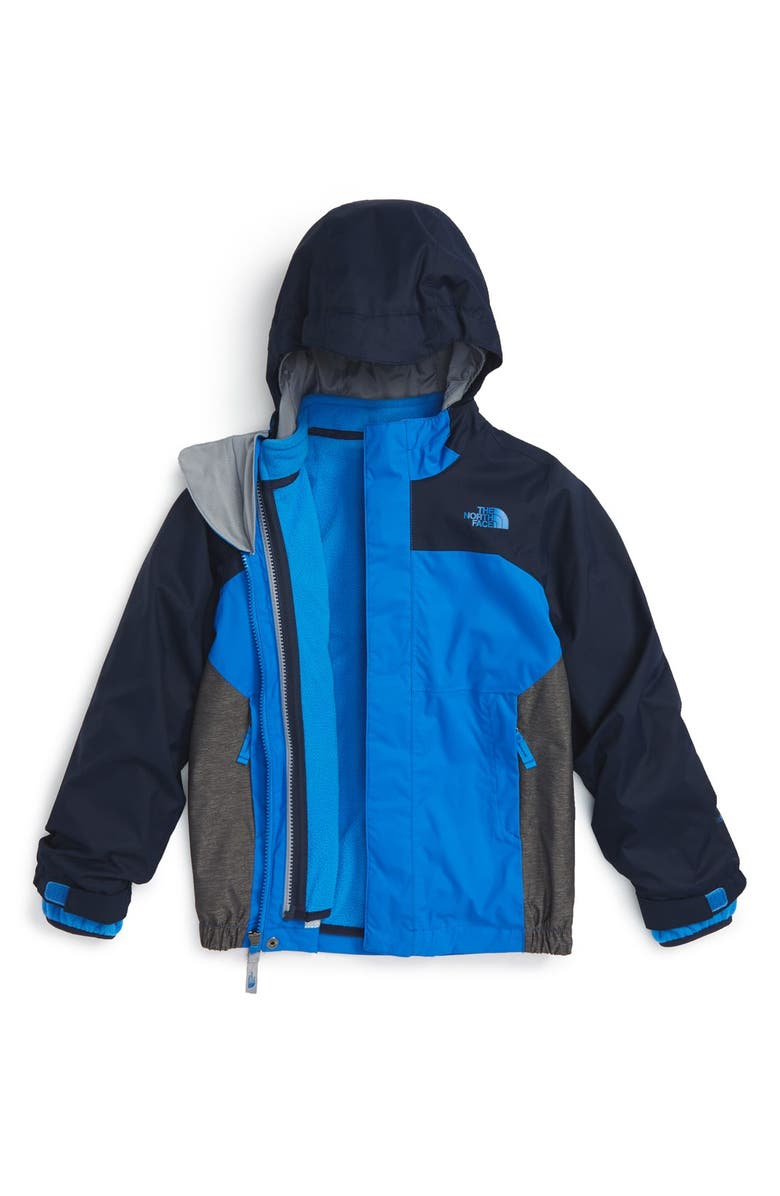 45af387da The North Face 'Vortex' TriClimate® Waterproof 3-in-1 Jacket ...