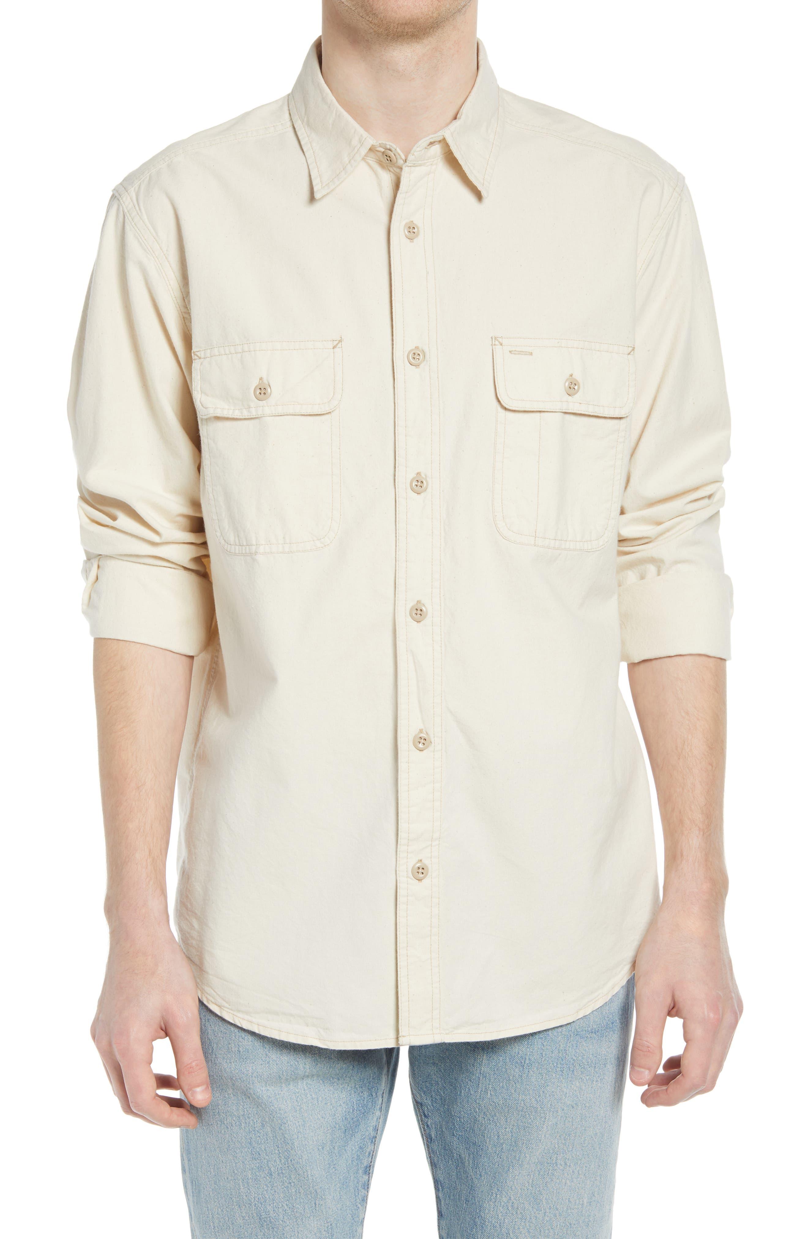 Kitsap Button-Up Work Shirt