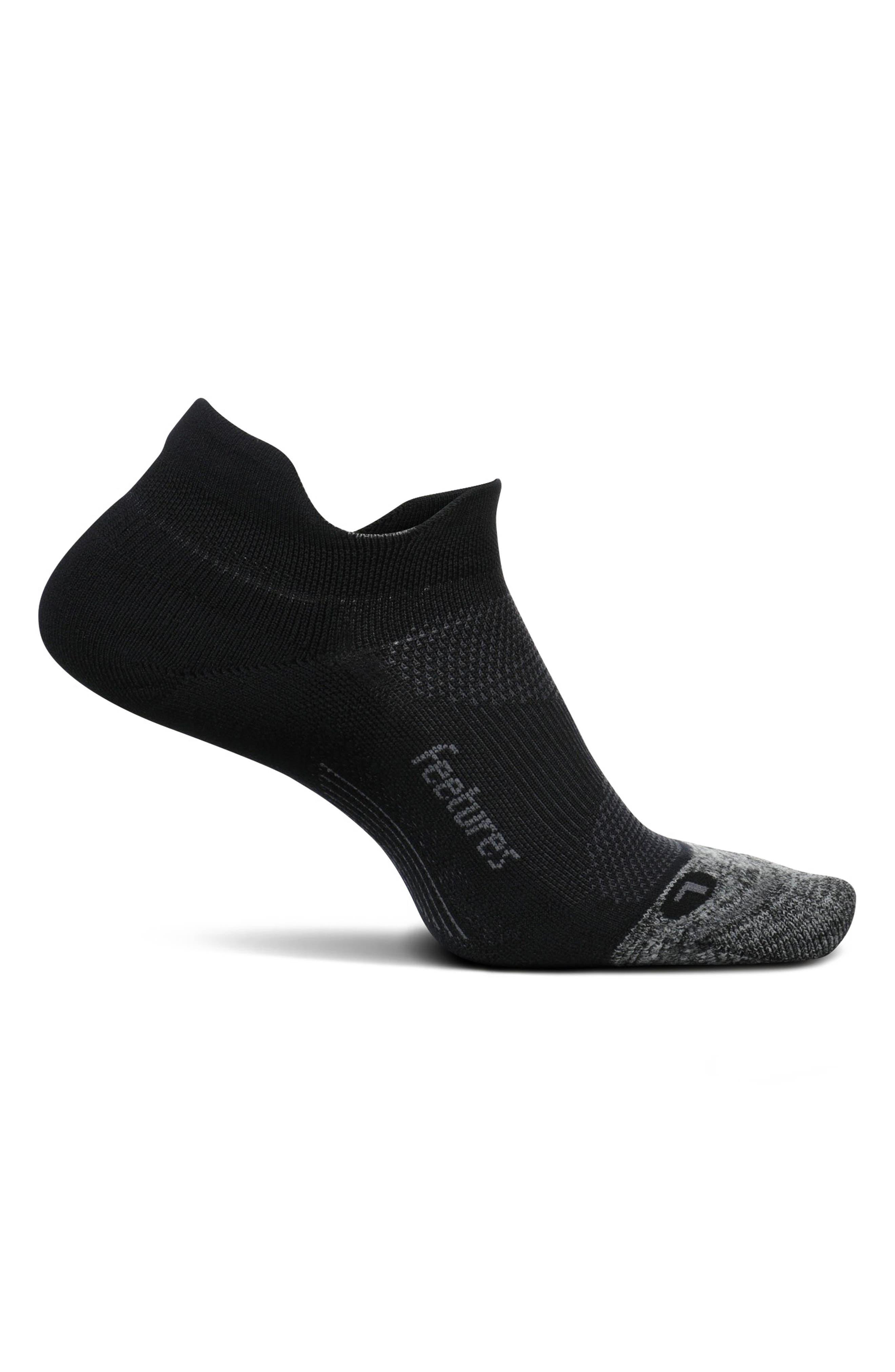 Elite Max Cushion No-Show Tab Socks