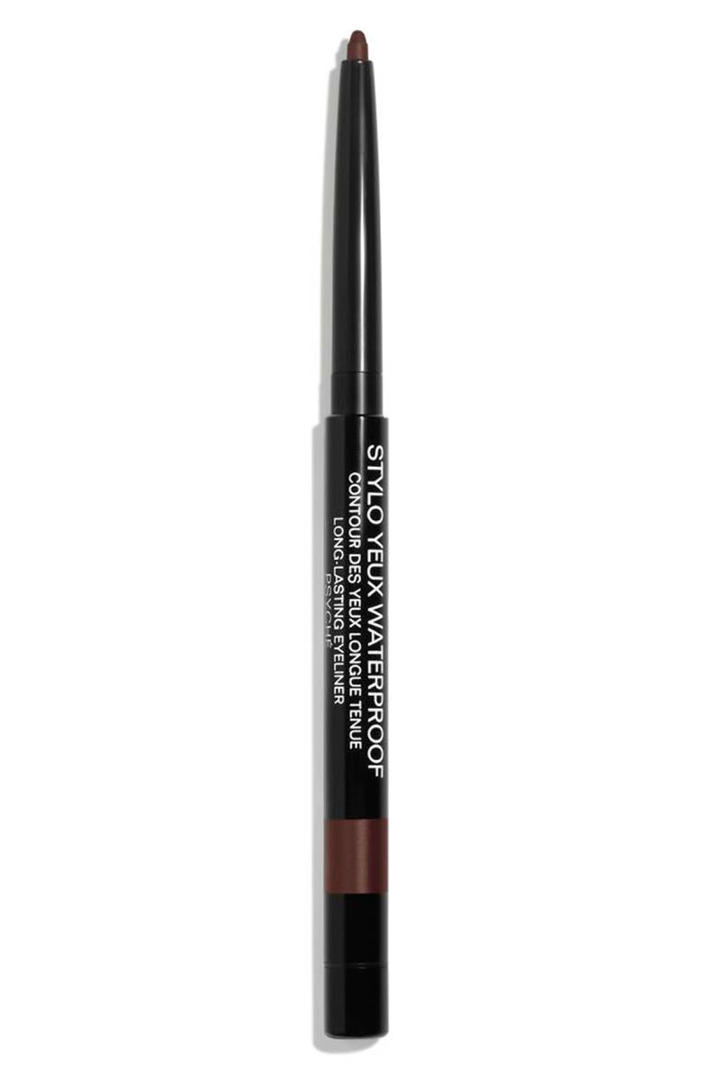 CHANEL STYLO YEUX WATERPROOF <br />Long-Lasting Eyeliner, Main, color, PSYCHE