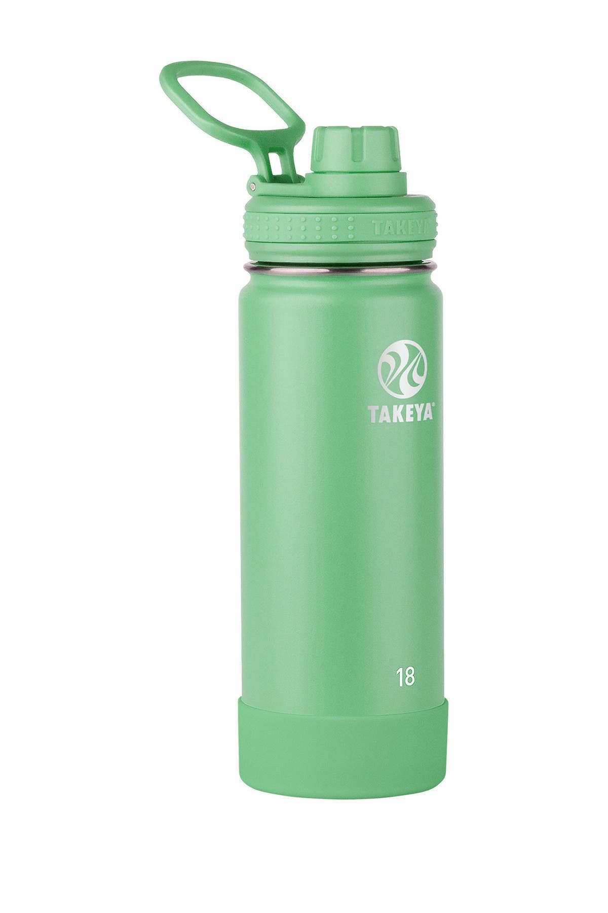 Image of Takeya Actives 18 oz. Spout Bottle - Mint