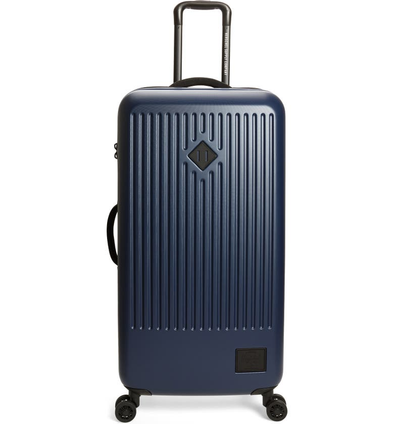 HERSCHEL SUPPLY CO. Trade 34-Inch Large Wheeled Packing Case, Main, color, NAVY