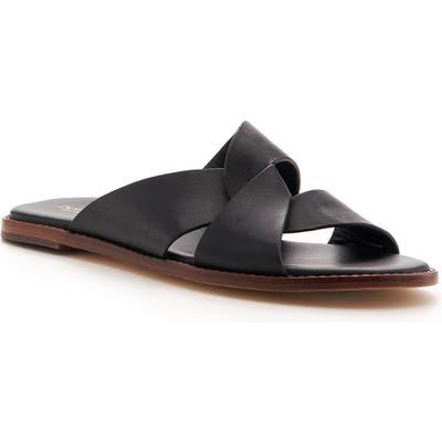 Botkier Zuri Slide Sandal- Black