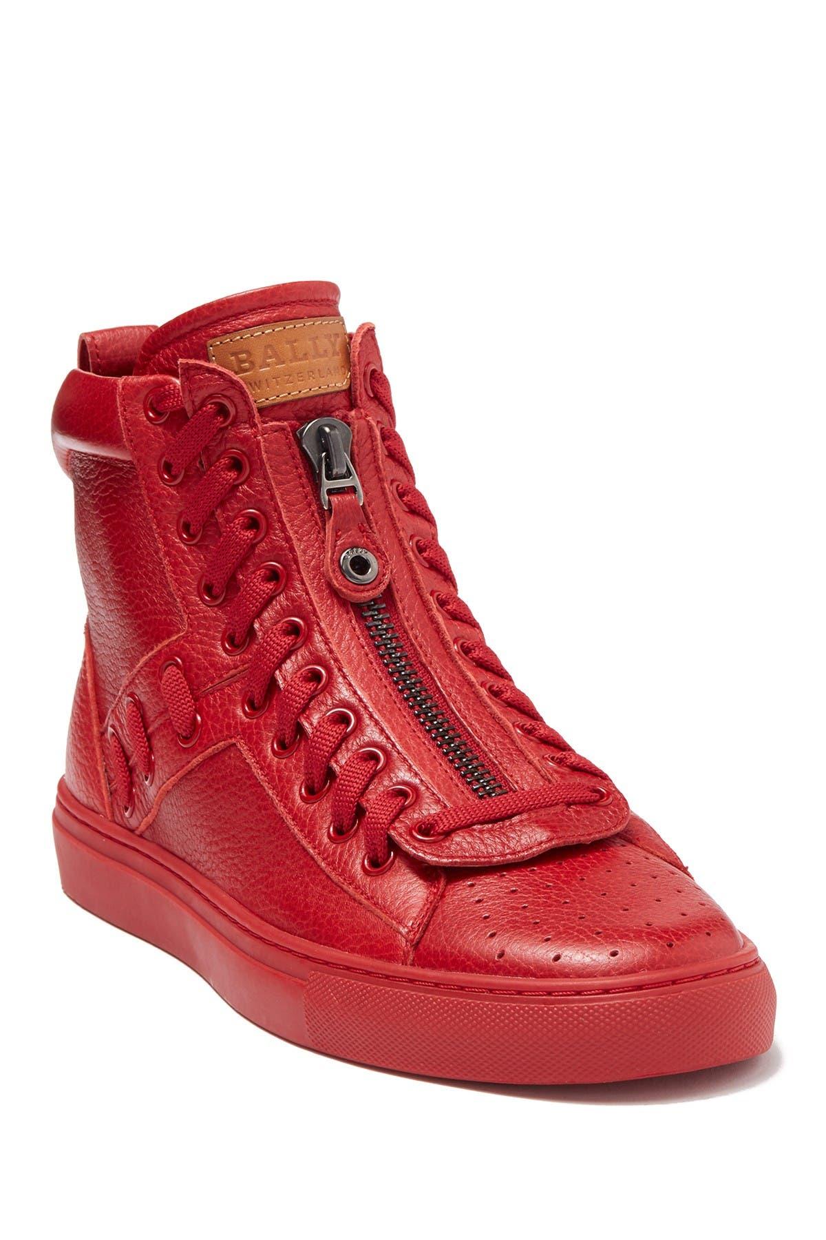 BALLY | Hekem Leather Sneaker