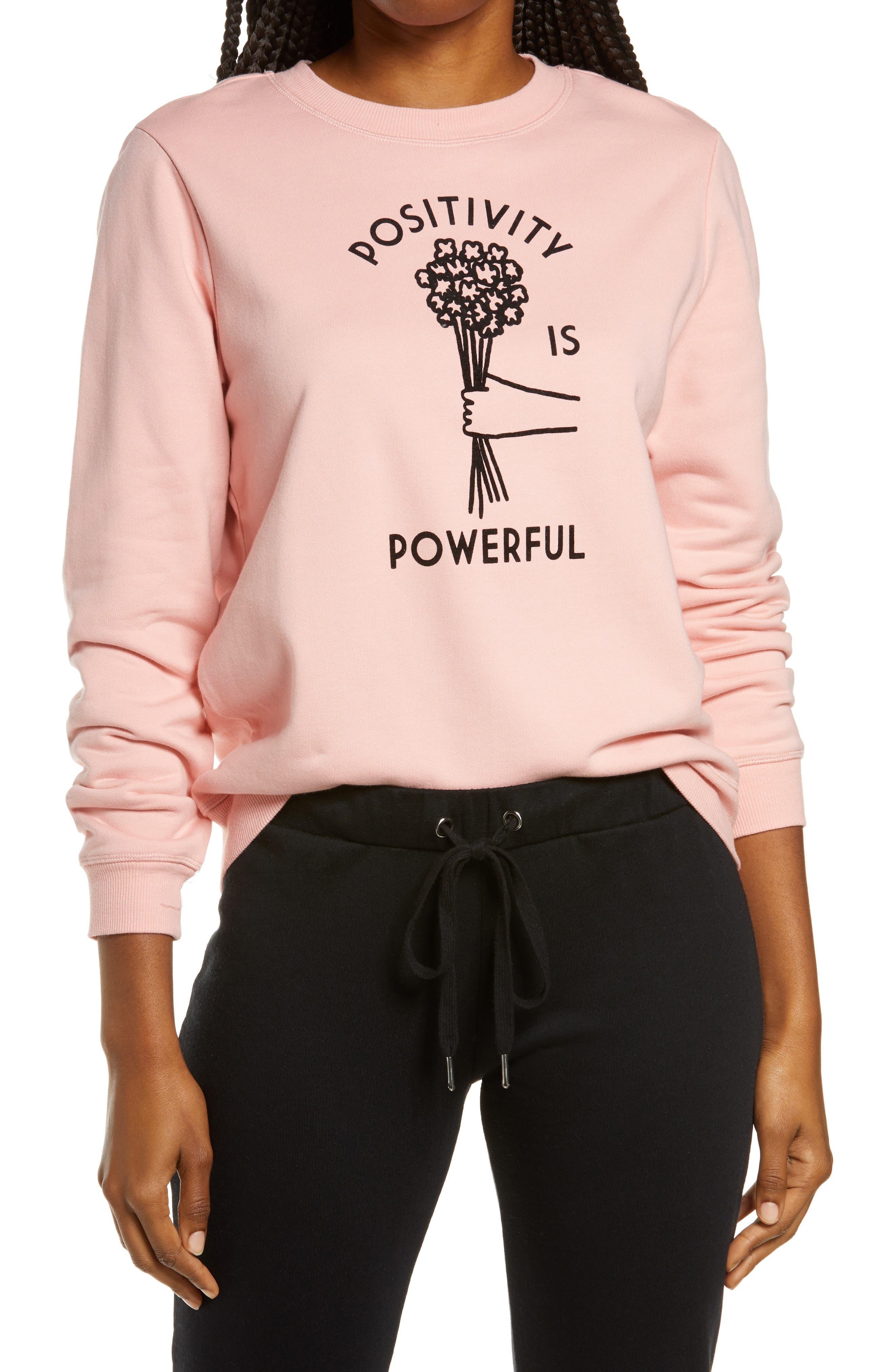 Women's Ban. do Positivity Sweatshirt