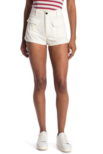 Image of BALDWIN Sawyer Flap Pocket Shorts