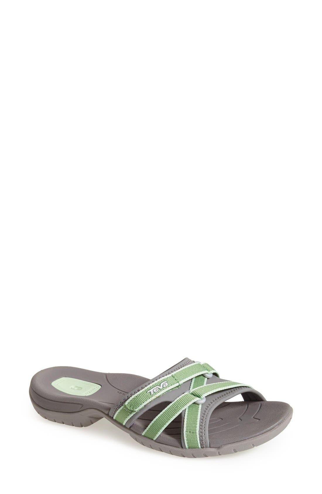 Shoes & Handbags Athletic Teva Womens Tirra Slide Sandal Athletic Sport  Sandals & Slides copesel.com.ar