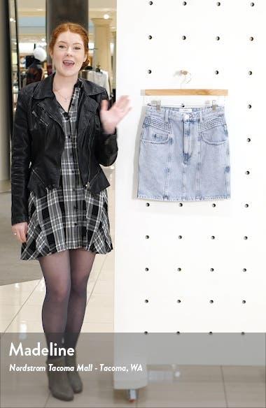 Hondo Denim Miniskirt, sales video thumbnail