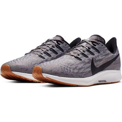 Nike Air Zoom Pegasus 36 Running Shoe, Grey