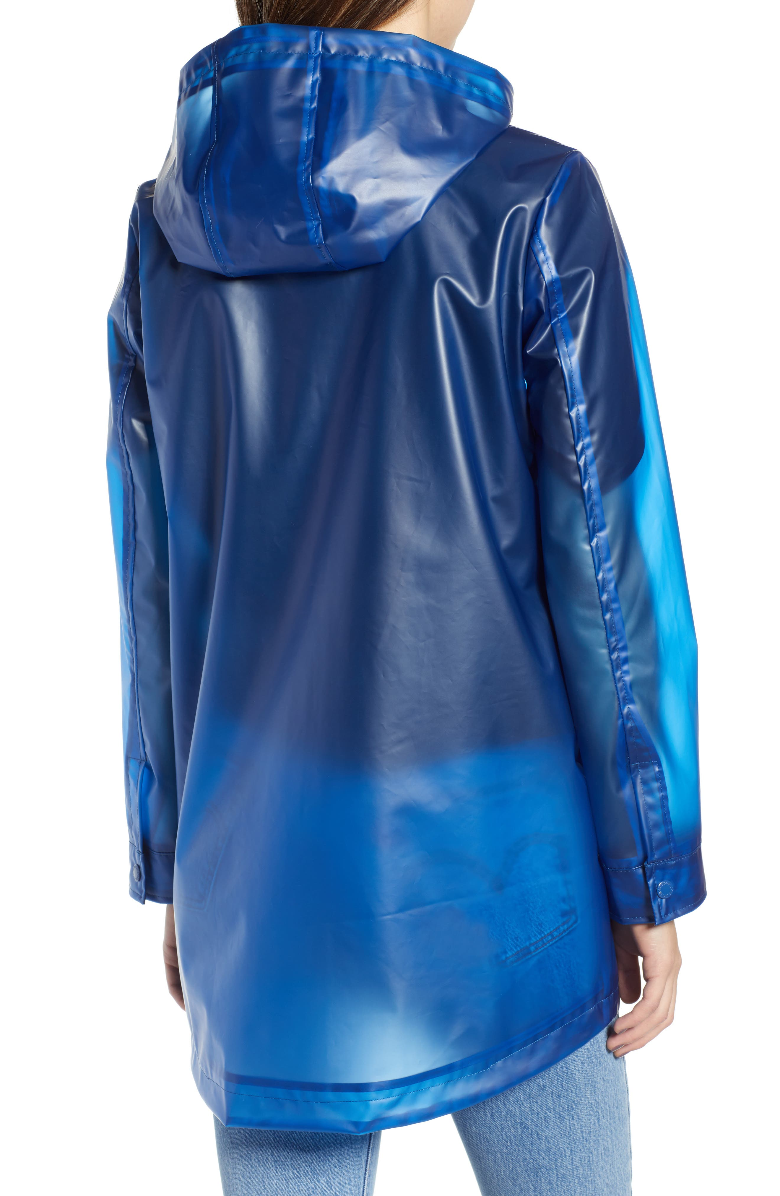 ,                             Hooded Rain Jacket,                             Alternate thumbnail 9, color,                             430