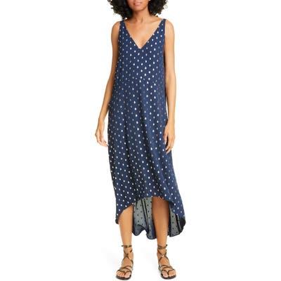 Ted Baker London High/low Dress, Blue