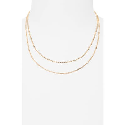 Bp. Layered Chain Necklace