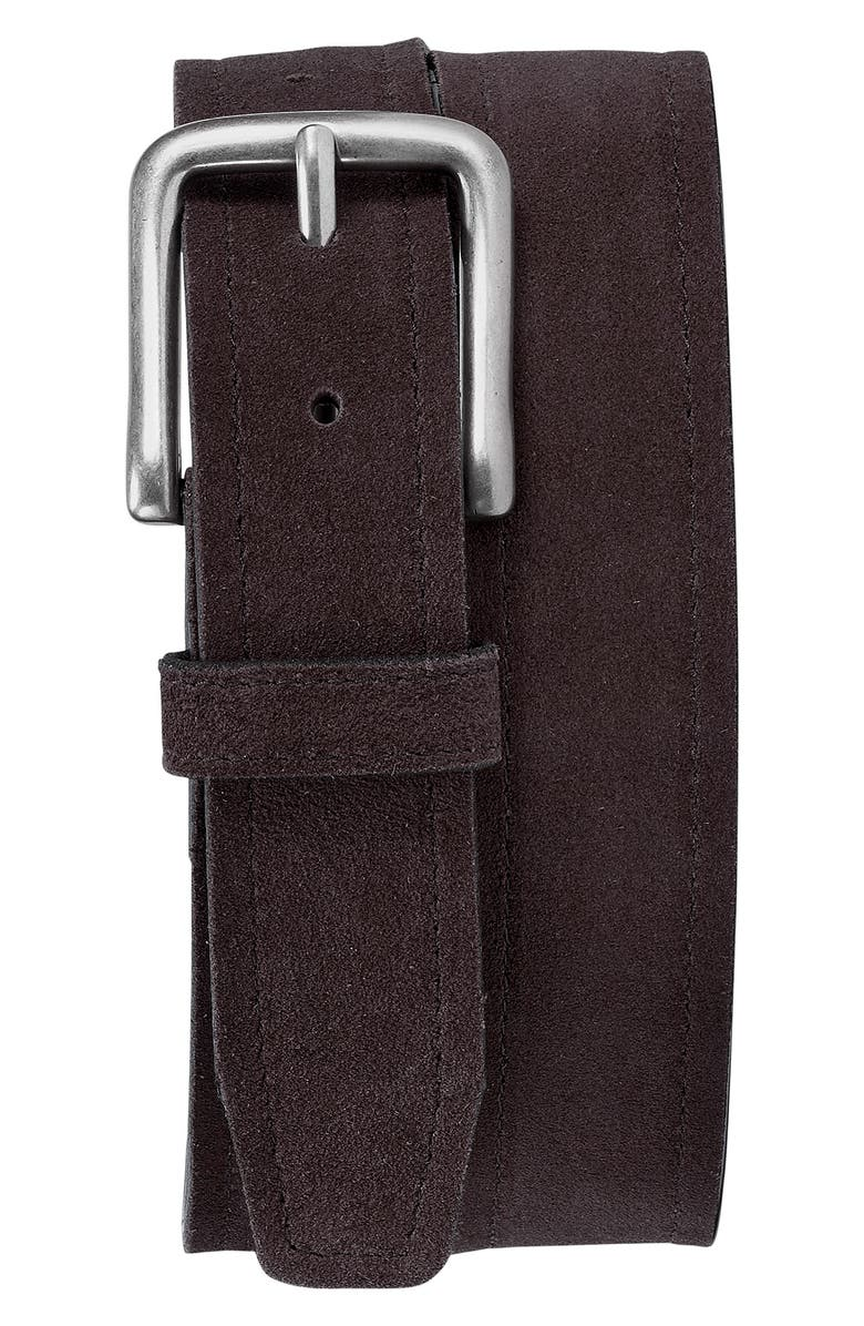 TRASK Sutton Belt, Main, color, GREY