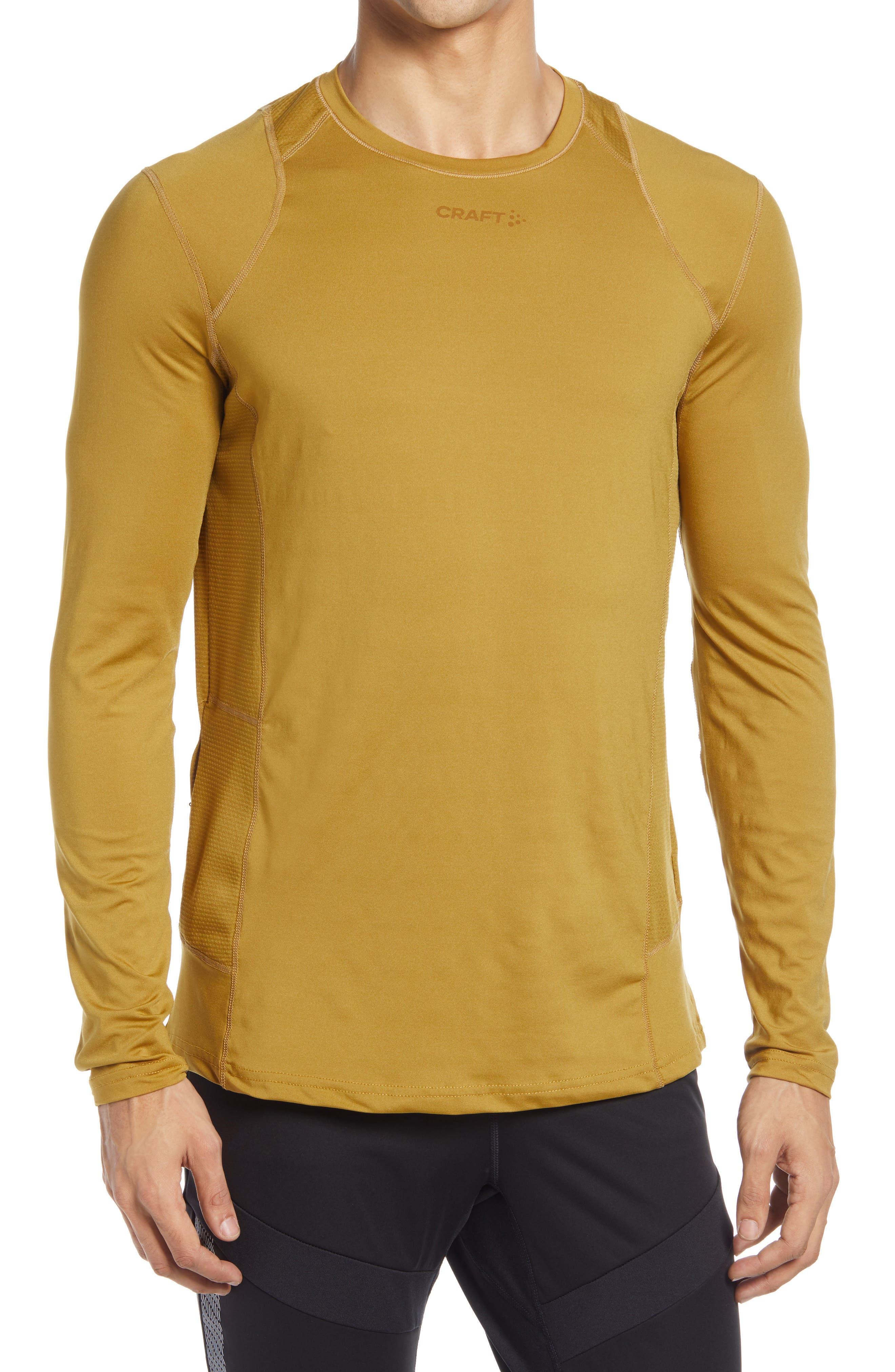 Adv Essence Men's Long Sleeve Performance T-Shirt