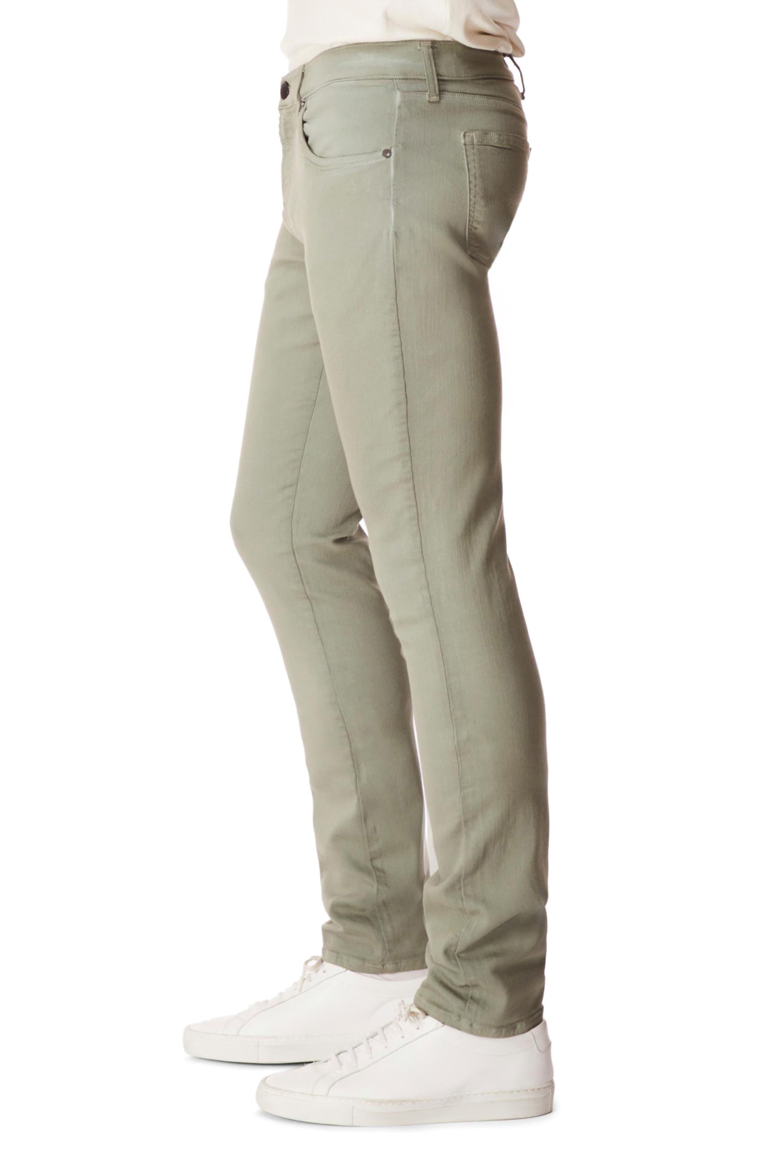 ,                             Tyler Slim Fit Jeans,                             Alternate thumbnail 3, color,                             SEA SPRAY