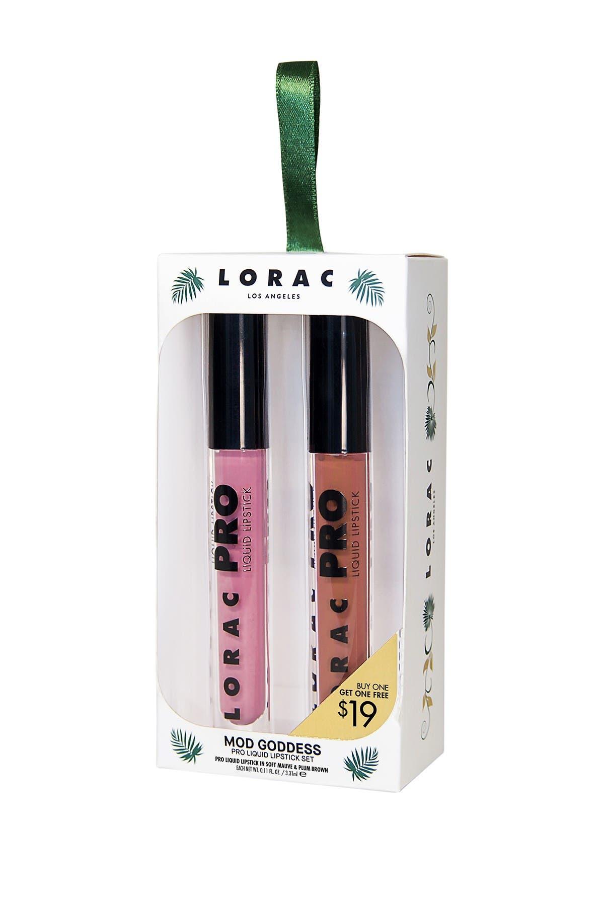 Image of LORAC Mod Goddess PRO Liquid Lipstick Set