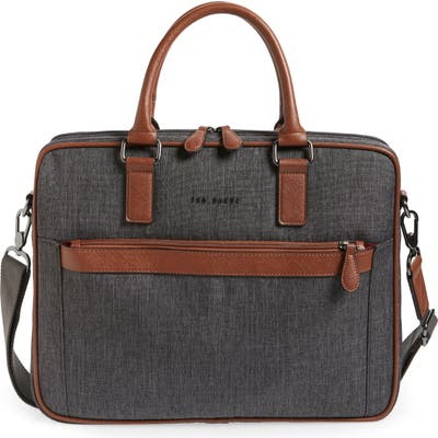 Ted Baker London Stax Document Bag - Grey