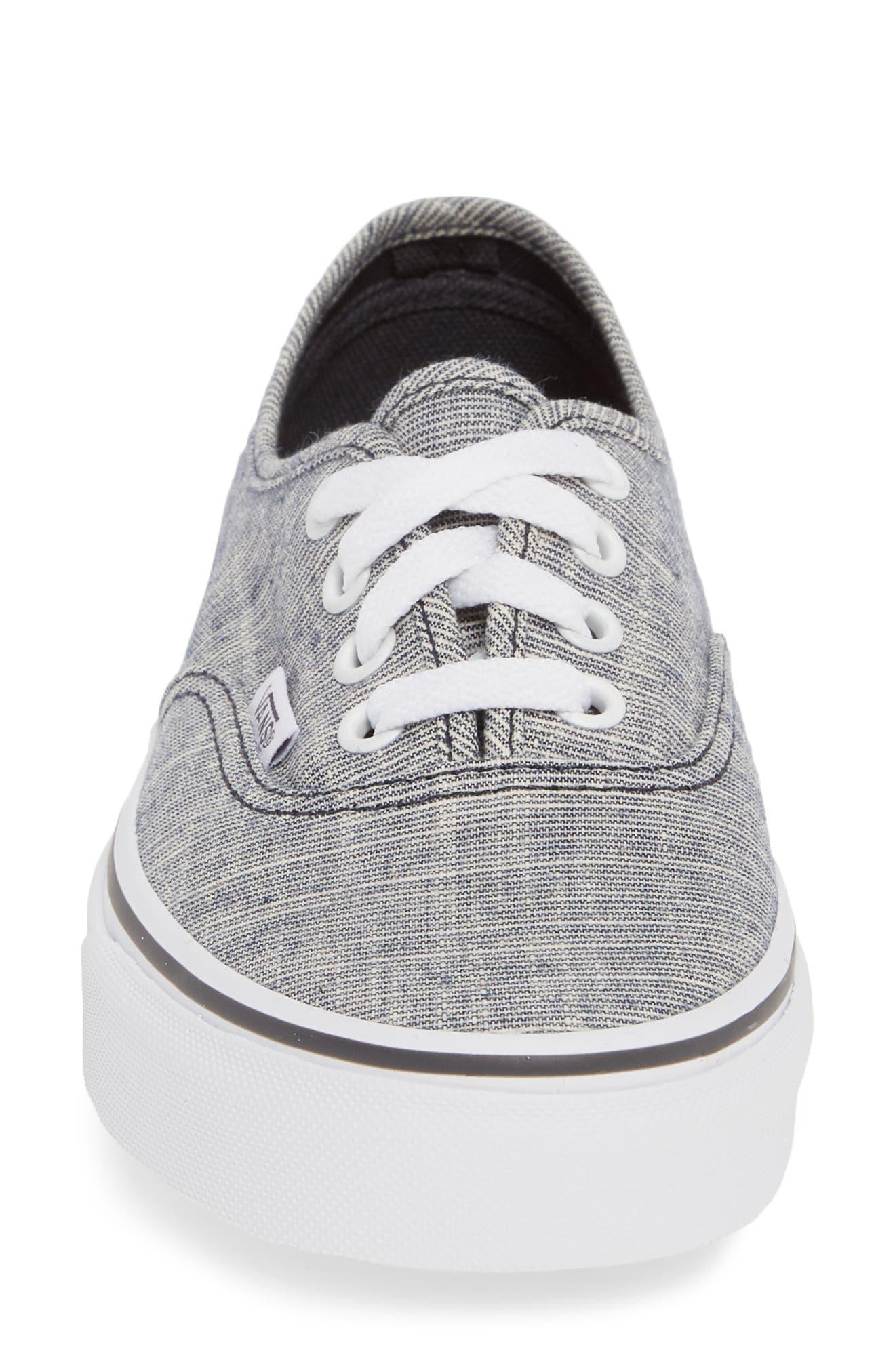 ,                             'Authentic' Sneaker,                             Alternate thumbnail 105, color,                             009