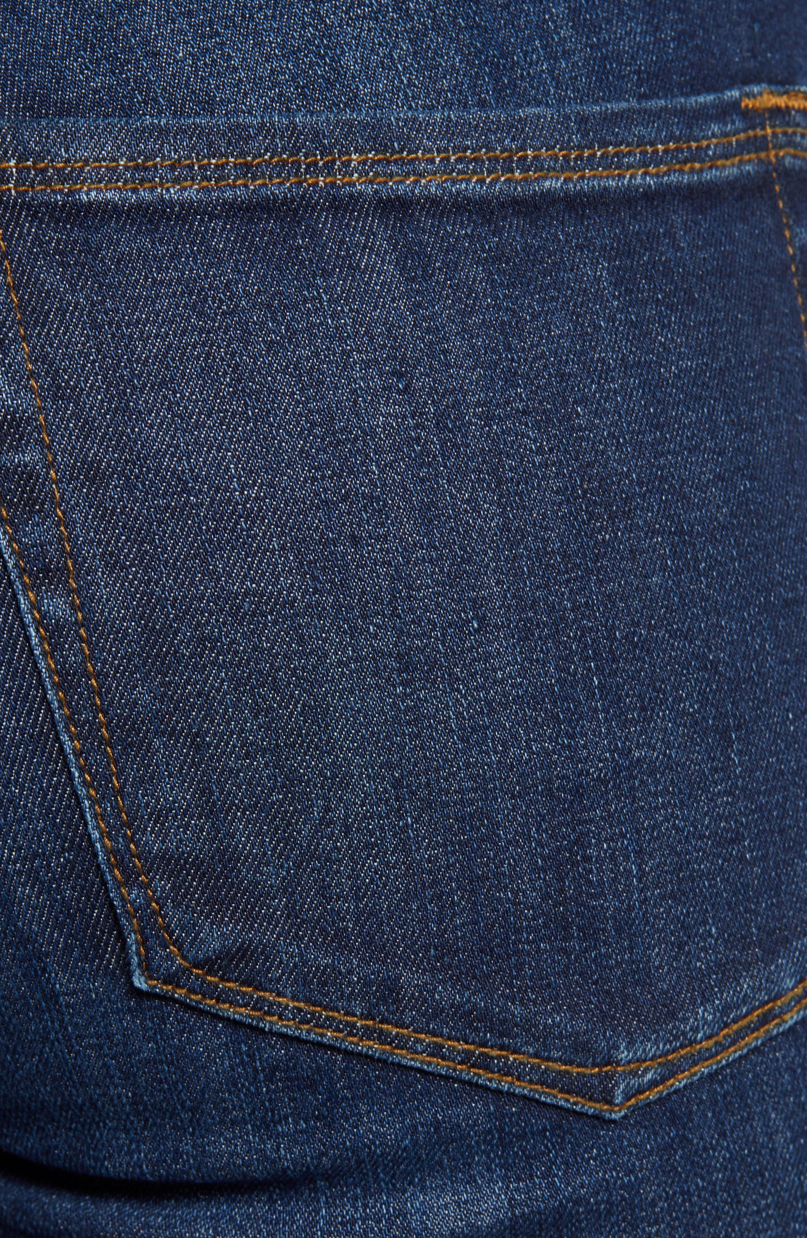 ,                             Good Legs High Waist Skinny Jeans,                             Alternate thumbnail 65, color,                             409