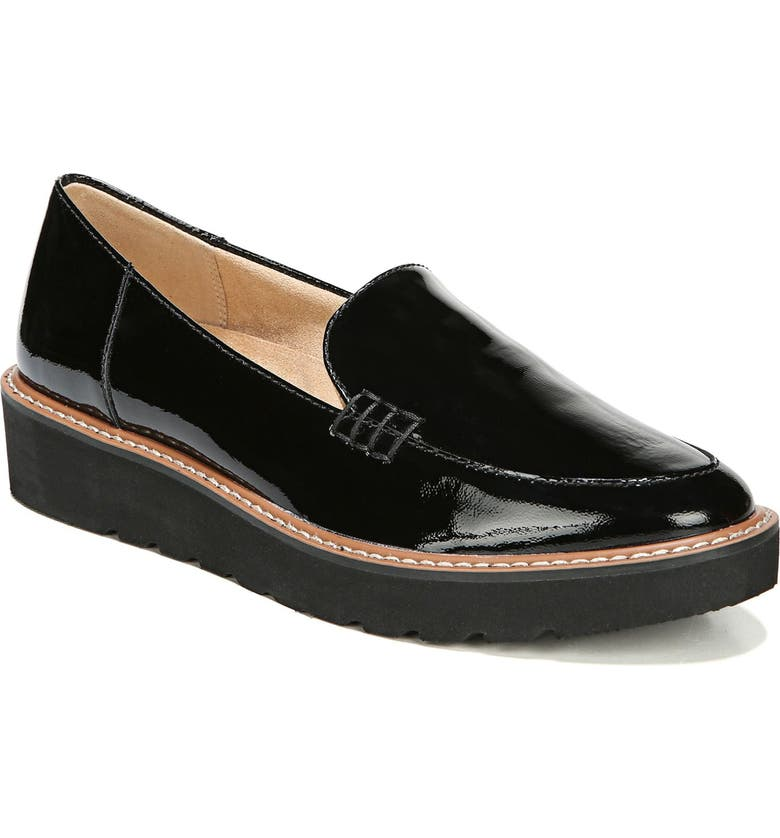 NATURALIZER Andie Loafer, Main, color, BLACK PATENT