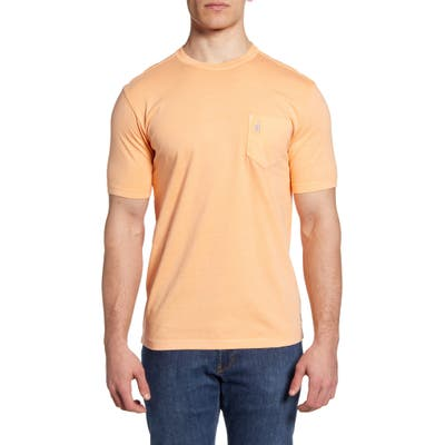 Johnnie-O Dale Pocket T-Shirt, Orange
