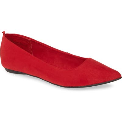 Bp. Sasha Flat, Red