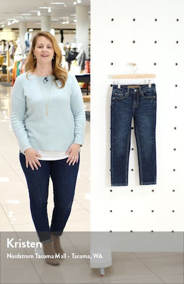 Brixton Straight Leg Stretch Jeans, sales video thumbnail