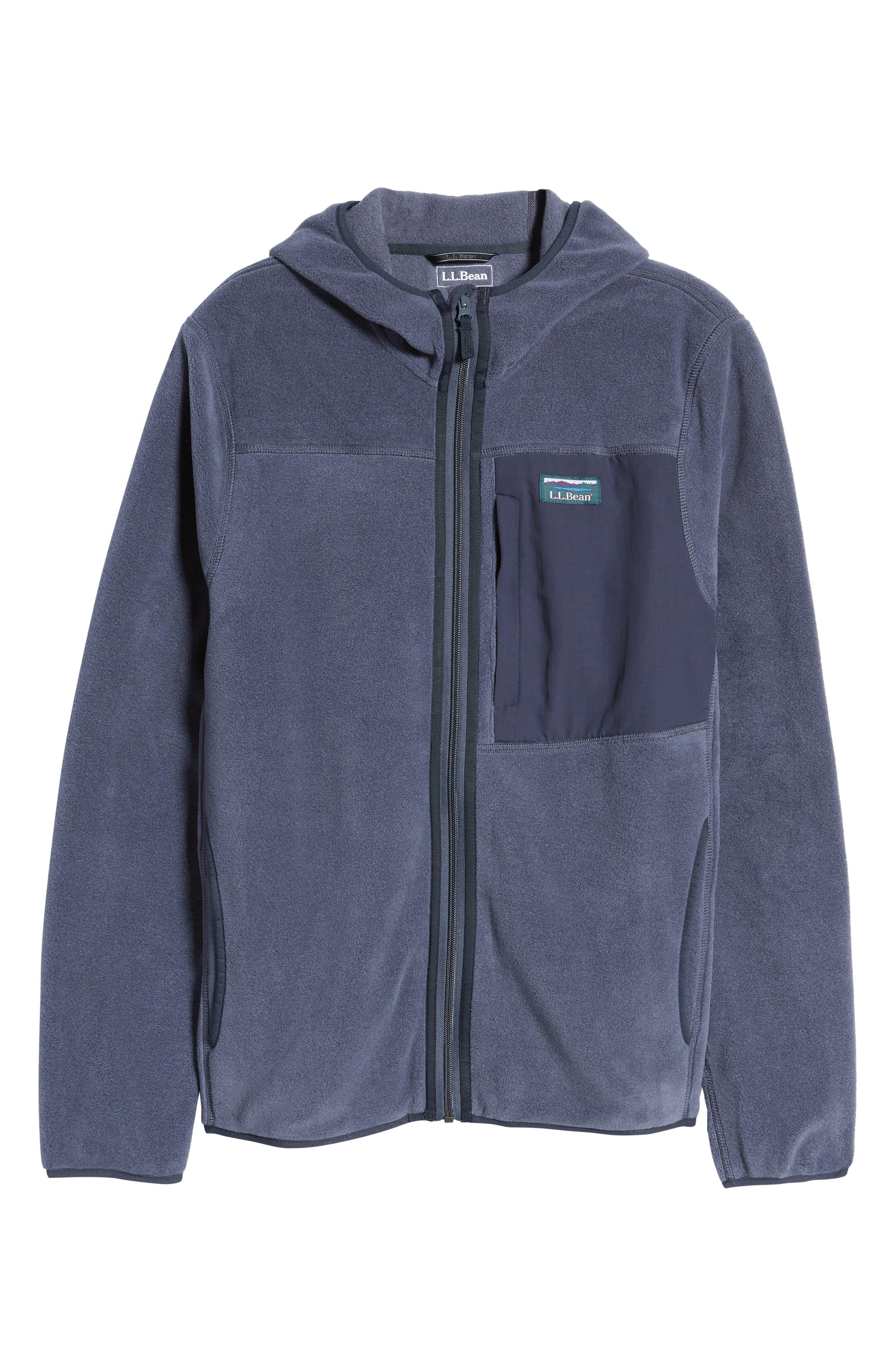 Mountain Classic Recycled Fleece Hooded Jacket